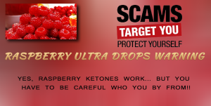 Raspberry Ultra Drops Weight Loss