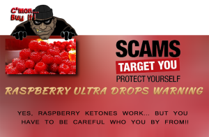 raspberry ultra scam